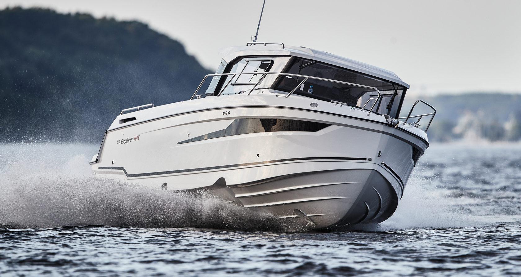 """Parker 920 Explorer – """"По настоящему универсальная лодка, без компромиссов!"""""""
